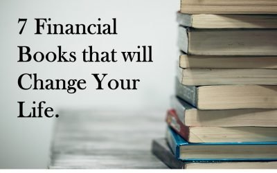 7 Financial Books that will Change Your Life