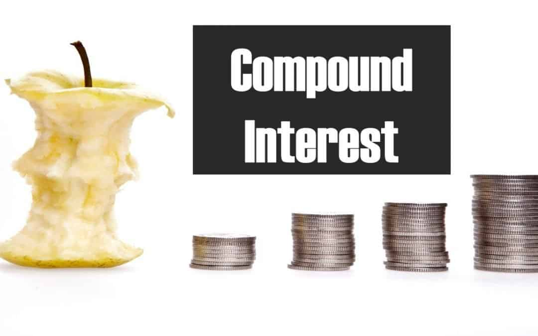 Double your income with Compound interest.