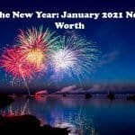 The New Year: January 2021 Net Worth
