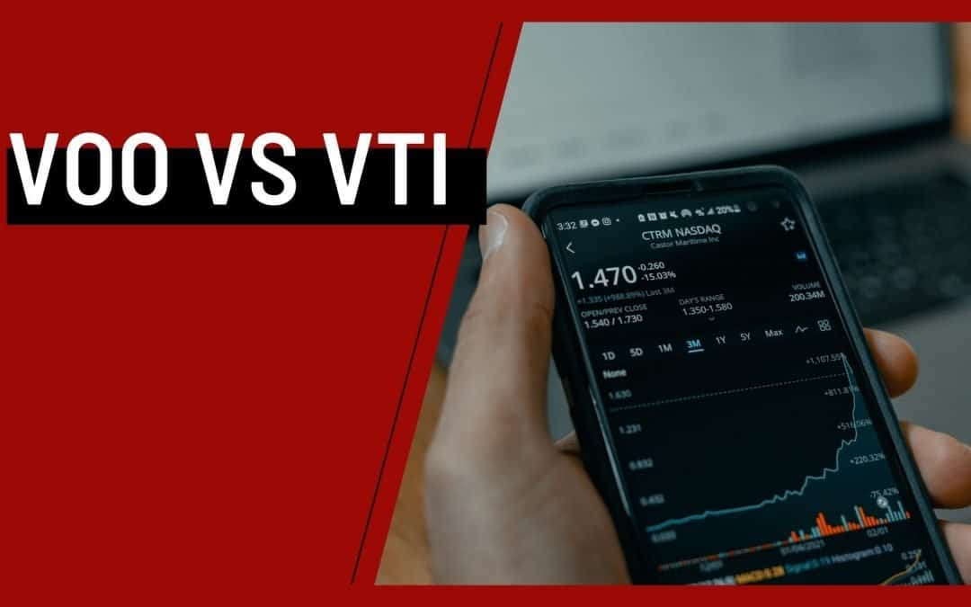 VOO vs VTI, which one would you choose?